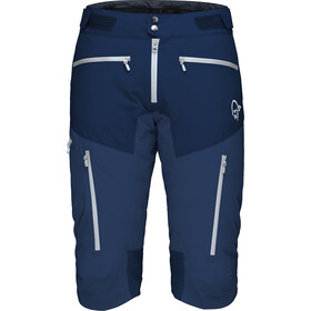 Norrøna Fjørå Flex1 Shorts Men, indigo night/drizzle